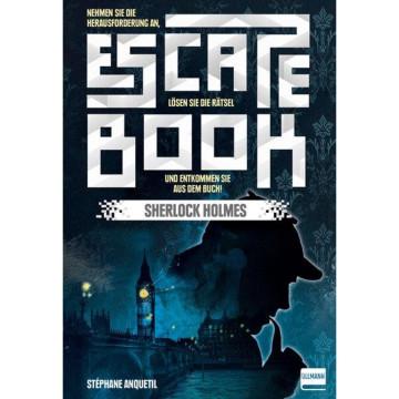Escape Book - Die Falle des Moriarty