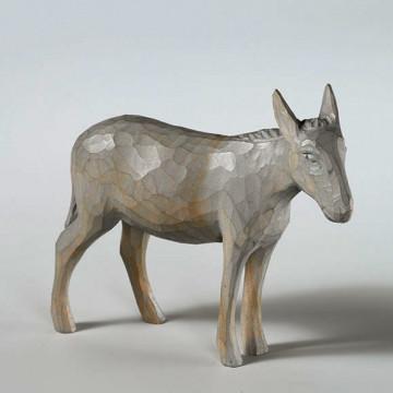 Krippenfigur »Esel, stehend«