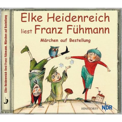 Märchen auf Bestellung. CD