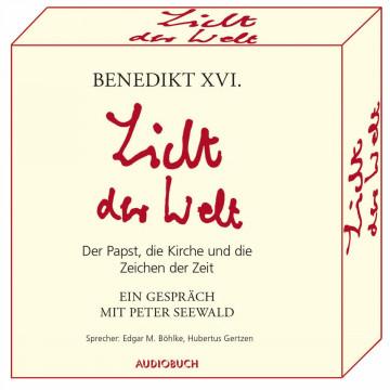 5er-Set CDs: Hörbuch »Licht der Welt«