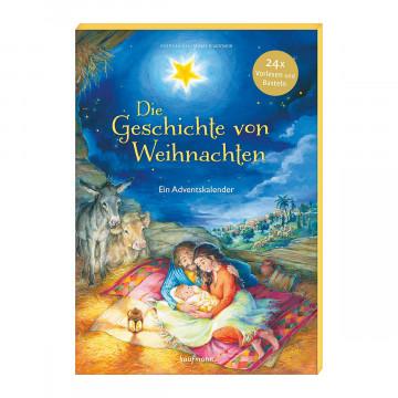 Adventskalender »Die Geschichte von Weihnachten«