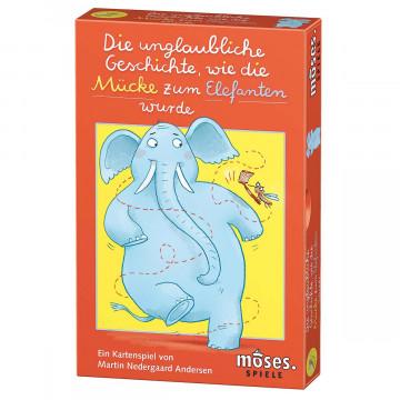 Die unglaubliche Geschichte wie die Mücke zum Elefanten wurde