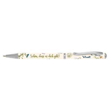 Kugelschreiber Schön dass es dich gibt