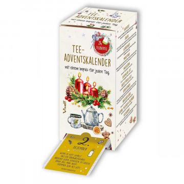 Der Tee-Adventskalender