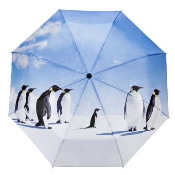 Regenschirm »Pinguin«