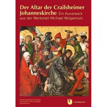 Der Altar der Crailsheimer Johanneskirche