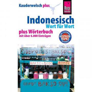 Kauderwelsch plus Indonesisch - Wort für Wort