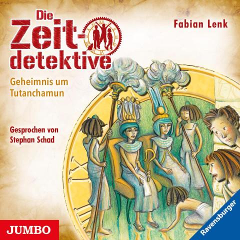 Die Zeitdetektive 05: Geheimnis um Tutanchamun