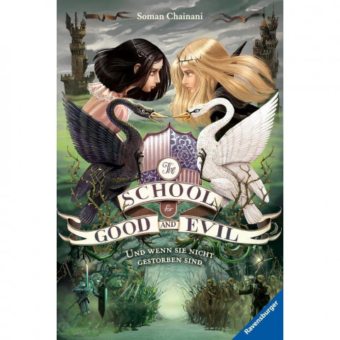 The School for Good and Evil, Band 3