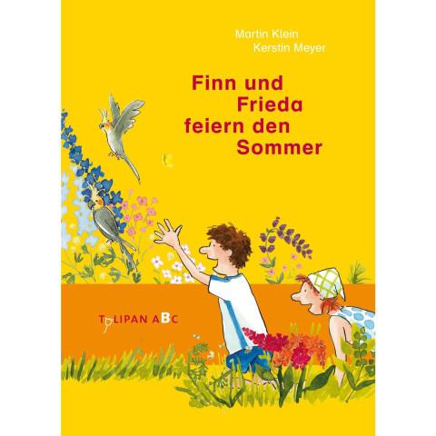 Finn und Frieda feiern den Sommer