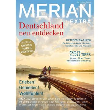 MERIAN Magazin Deutschland neu entdecken 07/18
