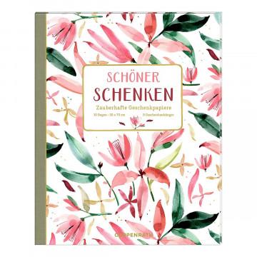 Geschenkpapier-Buch »Schöner schenken«