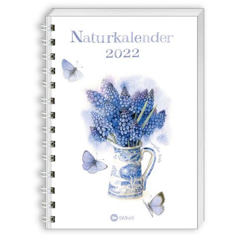Taschenkalender »Naturkalender 2022«