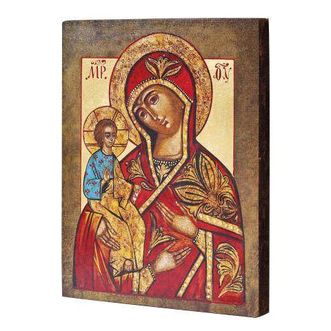 Siebdruckikone »Gottesmutter mit drei Händen«