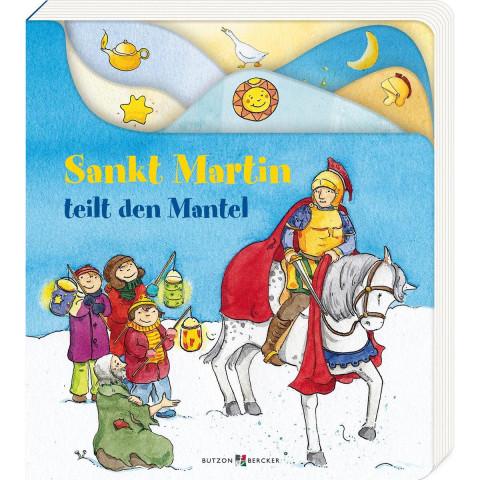 Sankt Martin teilt den Mantel (1 Stück)