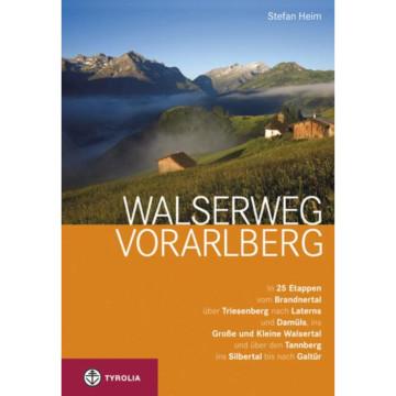 Walserweg Vorarlberg