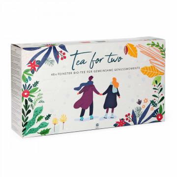 Tee Adventskalender für 2 Personen
