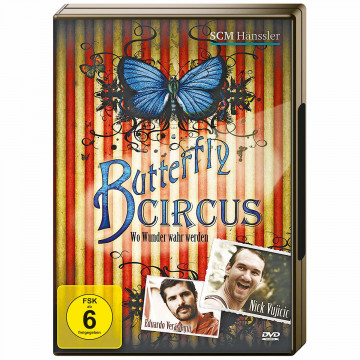 DVD: »Butterfly Circus«
