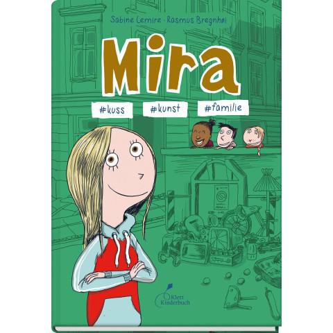 Mira #kuss #kunst #familie