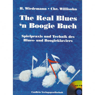 The Real Blues'n Boogie Buch