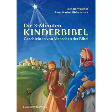 Die 3-Minuten-Kinderbibel