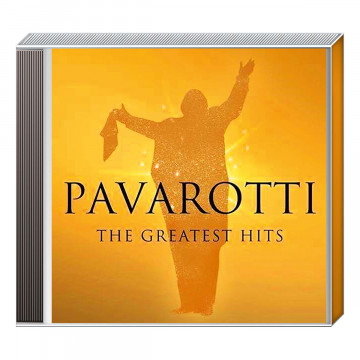 3 CDs »Pavarotti: The Greatest Hits«