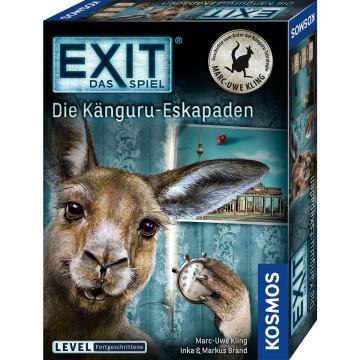 EXIT - Die Känguru-Eskapaden