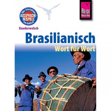 Reise Know-How Kauderwelsch Brasilianisch - Wort für Wort