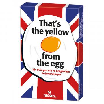 That's the yellow from the egg