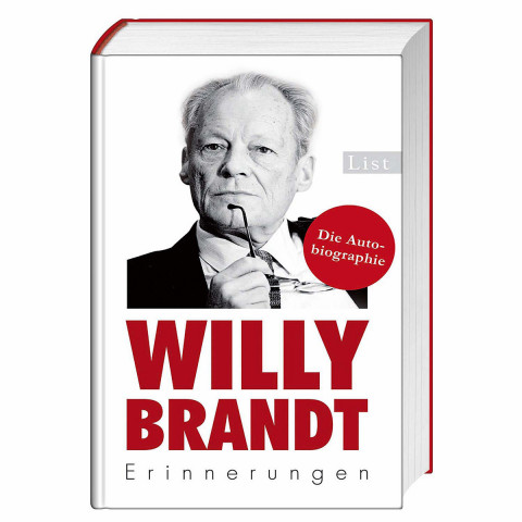 Willy Brandt - Erinnerungen