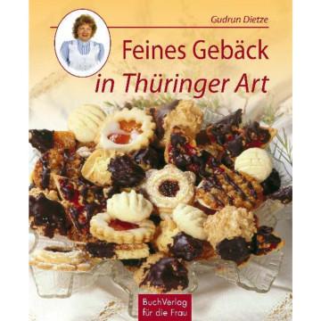 Feines Gebäck in Thüringer Art