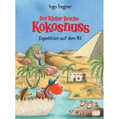 Der kleine Drache Kokosnuss 23 - Expedition auf dem Nil