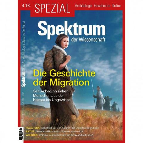 Spektrum Spezial - Die Geschichte der Migration