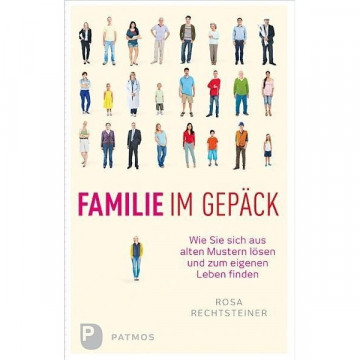 Familie im Gepäck