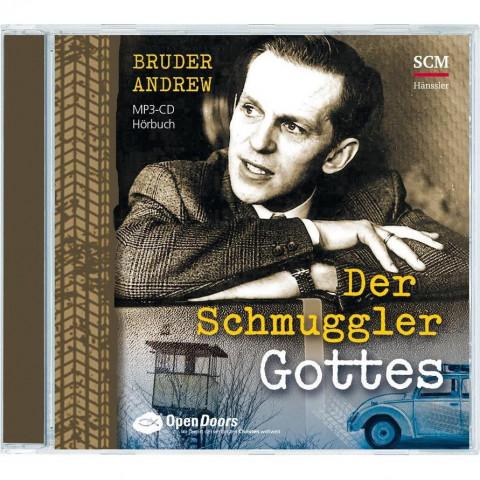 Der Schmuggler Gottes - Hörbuch (MP3-CD)