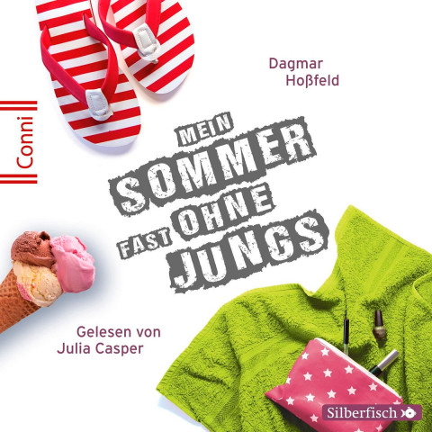 Conni 15, Band 02: Mein Sommer fast ohne Jungs