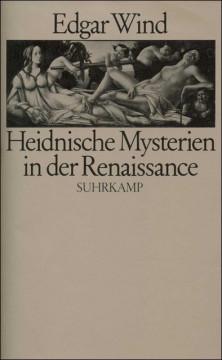 Heidnische Mysterien in der Renaissance