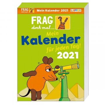 Abreißkalender »Frag doch mal die Maus 2021«