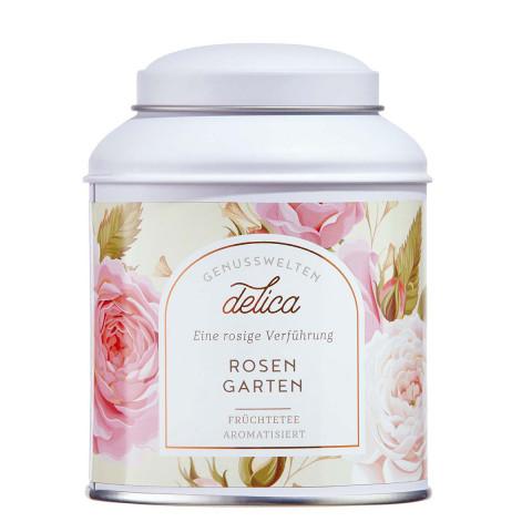 Tee »Rosengarten«