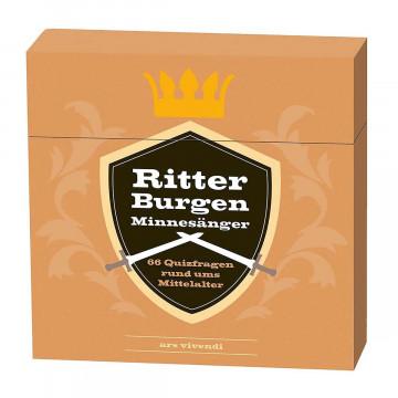Quiz »Ritter Burgen Minnesänger«