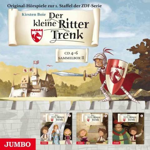 Der kleine Ritter Trenk Folge 4-6