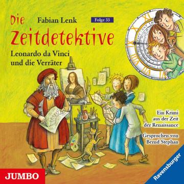 Die Zeitdetektive 33: Leonardo da Vinci und die Verräter