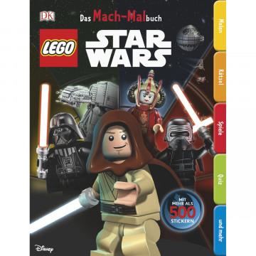 Das Mach-Malbuch LEGO® Star Wars(TM)