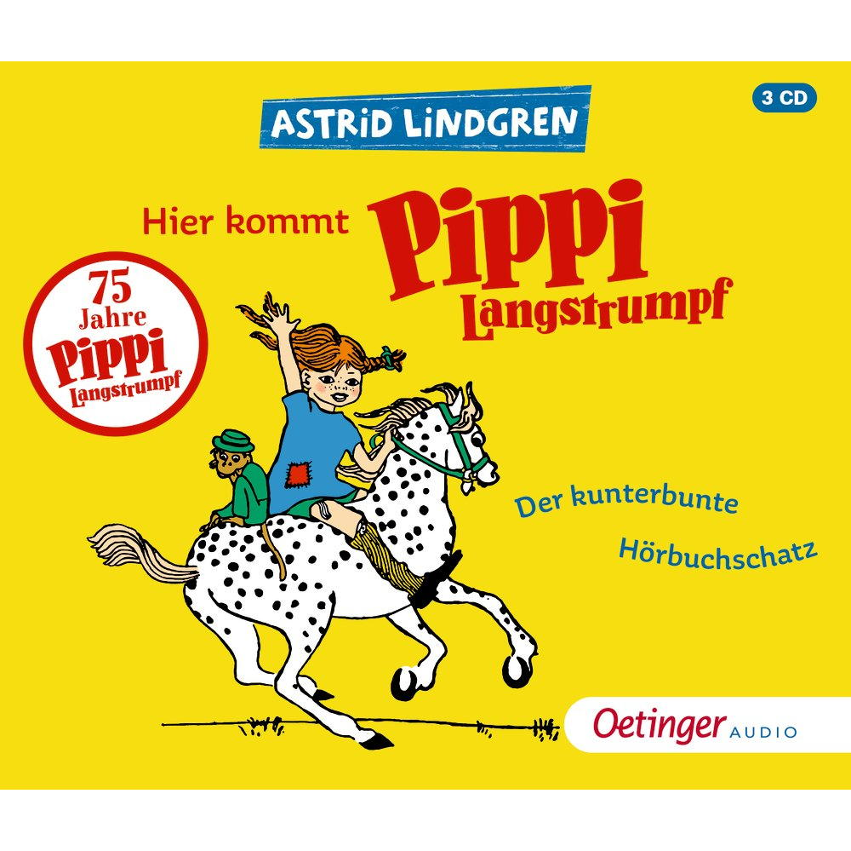 Pippi Langstrumpf Goldstaubkreide  vivat.de