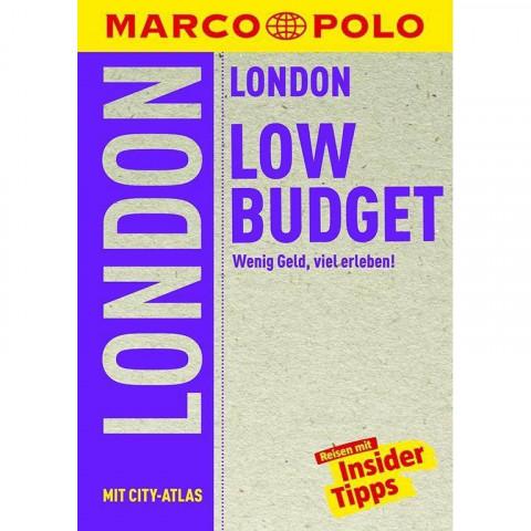 MARCO POLO Reiseführer LowBudget London