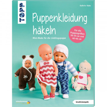 Puppenkleidung häkeln (kreativ.kompakt.)