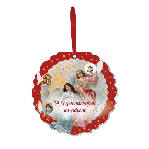 24 Engelbotschaften im Advent