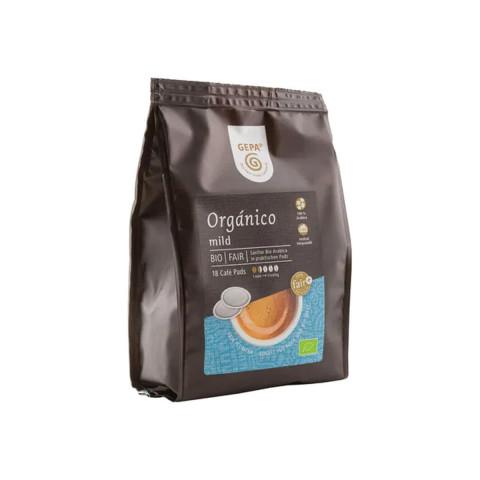 Bio Schonkaffee Pads