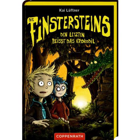 Die Finstersteins - Band 3