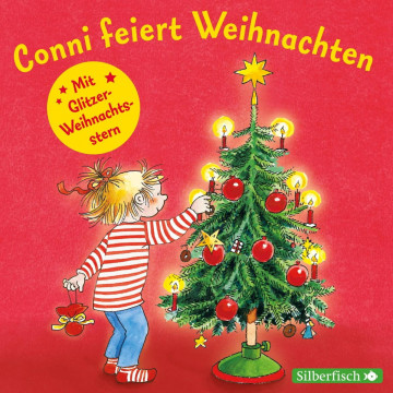 Conni feiert Weihnachten. Mit tollem Conni-Glitzerstern